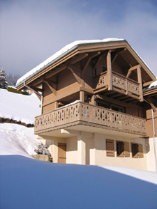 Skiing Chalet in Les Gets