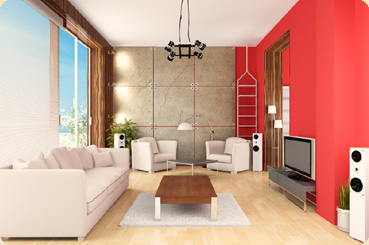 Kitchen Design, Living Room Design